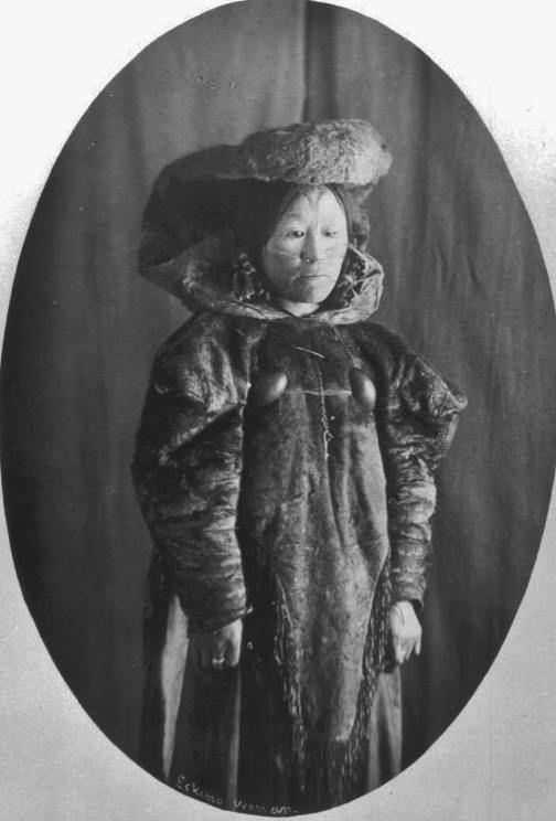 Shu-she-ock - Inuit - 1903