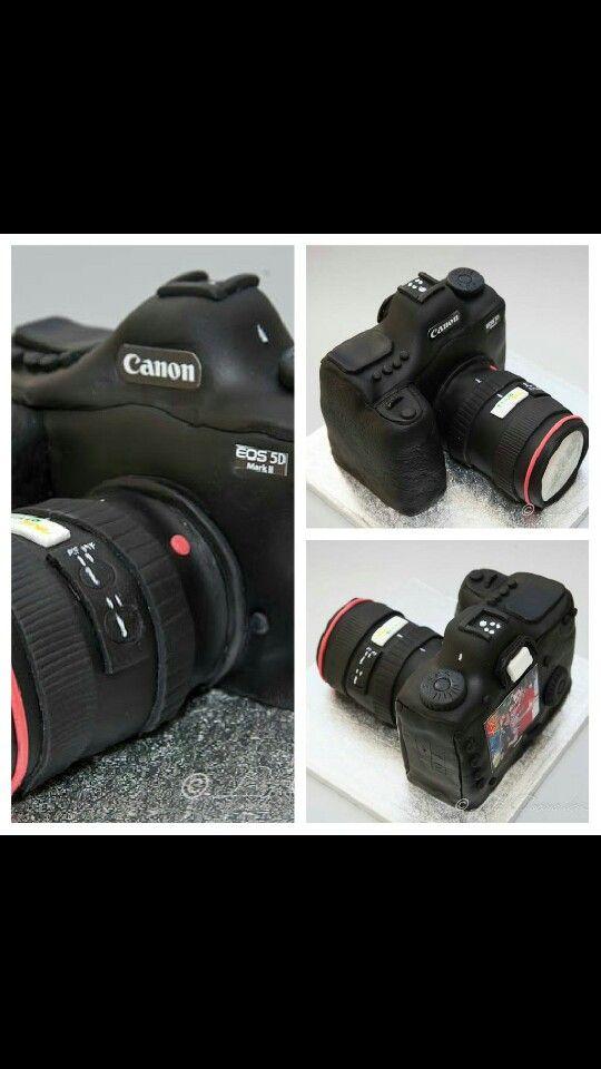 Pastel camara fotografica