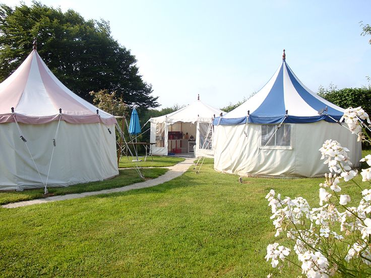 Glamping has never looked so good upscale tent camping in