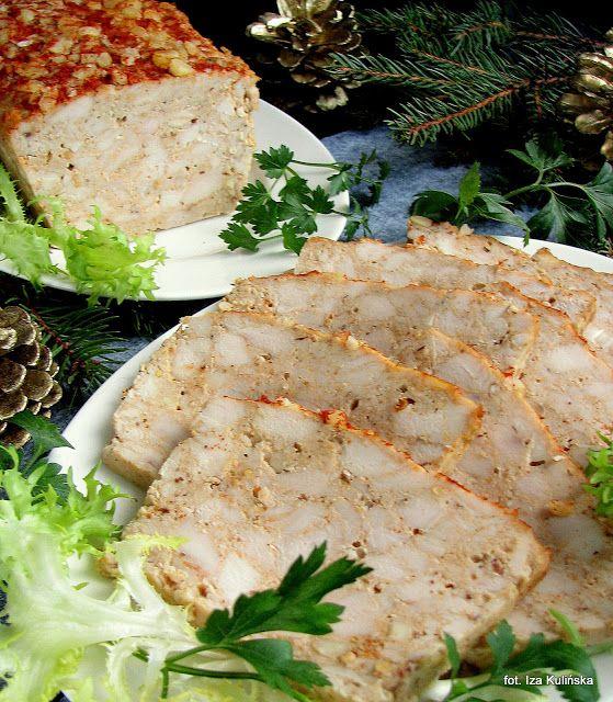 Smaczna Pyza: Pieczeń drobiowa z migdałami