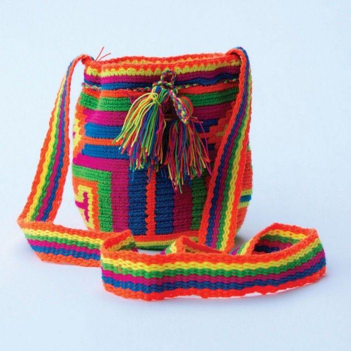 Original Colombian Wayuu bags cheaper and authentic you can find. Buy WAYUU…