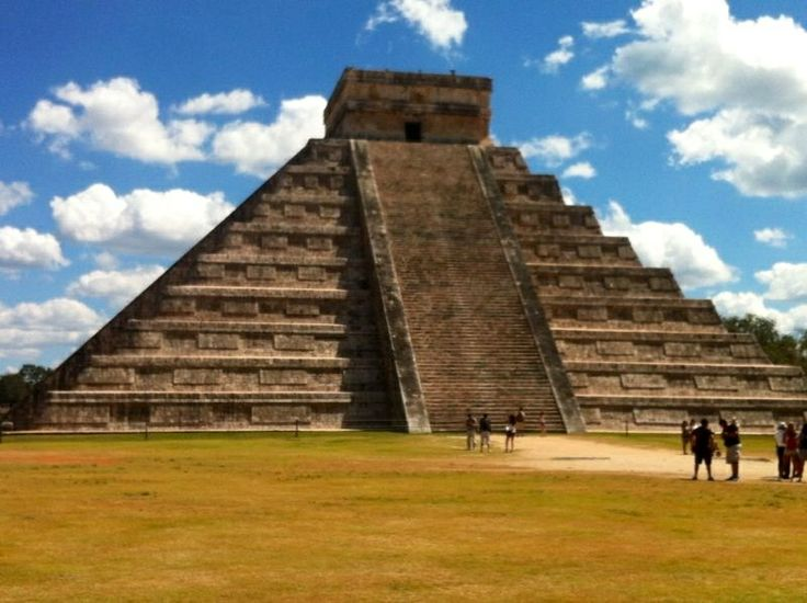 Chichén Itza/ Yucatán México