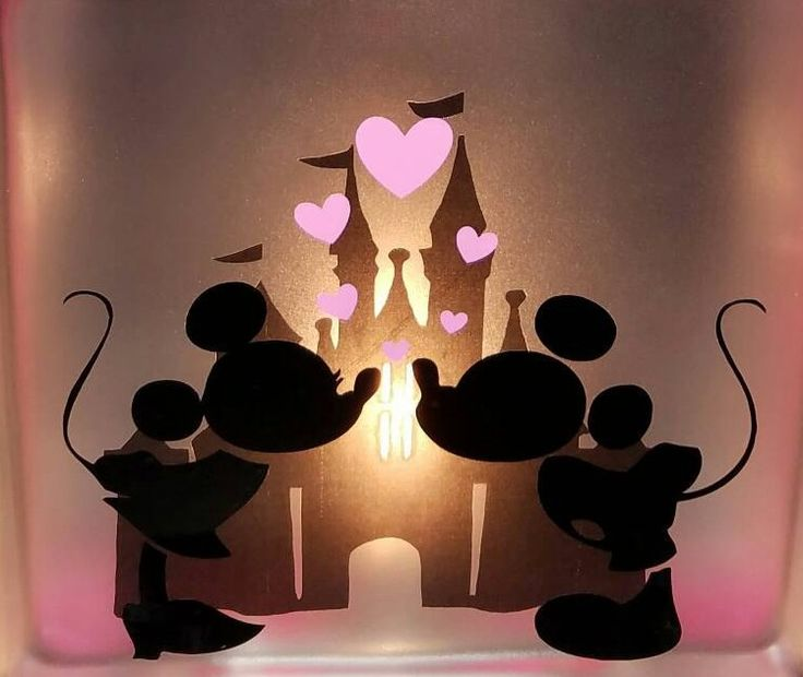 1000 Ideas About Mickey Silhouette On Pinterest Mickey