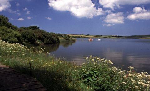 Tamar Lakes near Bude