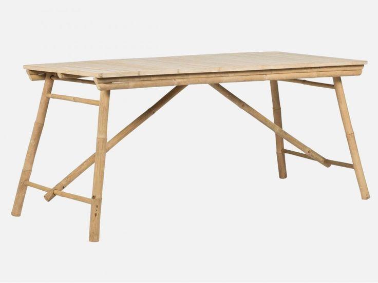 Stół z Bambusa — Stoły w Sklepie Mebelio™