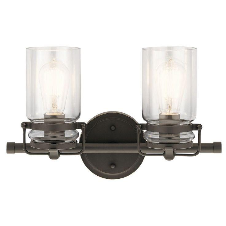 CanadaLightingExperts | Brinley - Two Light Bath Vanity