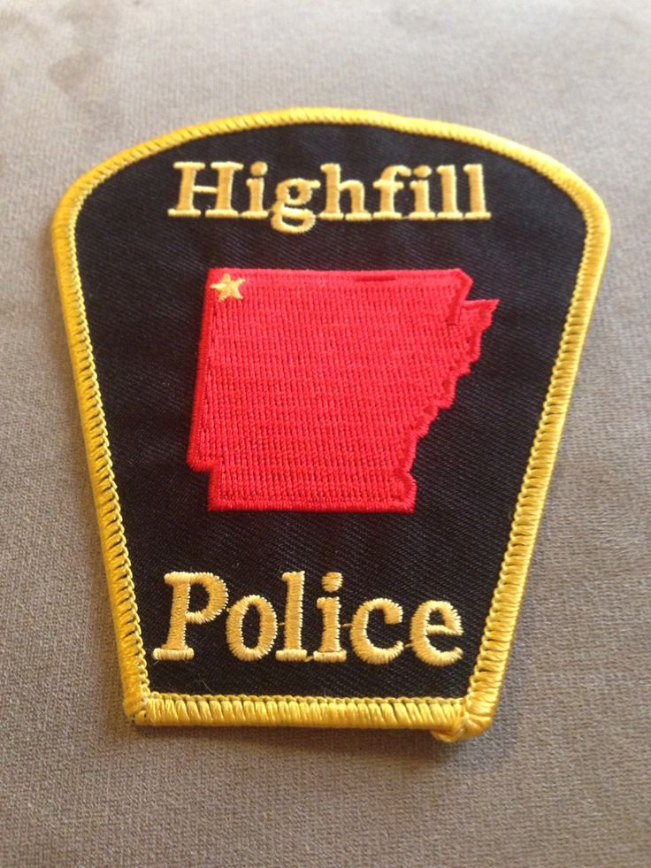 Highfill Police Department (With images) Police, Police