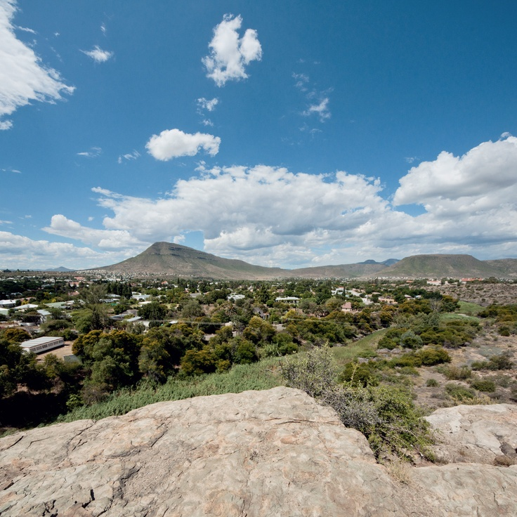 Graaff-Reinet - The Gem of the Karoo.    Come & explore over 220 National monuments, ride your mountain bike in the Camdeboo National Park or relax on one of the numerous farms in the area.    Visit Graaff-Reinet - http://www.camdeboocottages.co.za/index.php/things-to-do