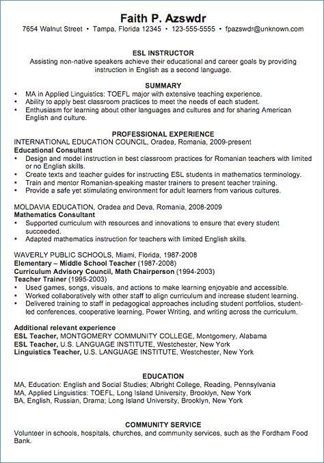 21 Unique social Work Resume Social Work Resume Luxury Social Work