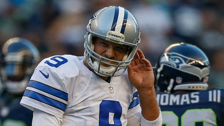 Cowboys don't plan on placing injured Tony Romo on IR, report says ...