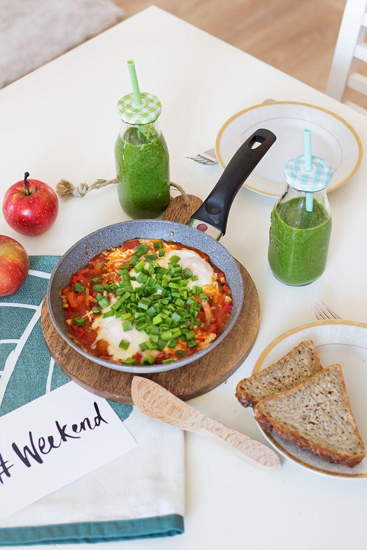 szakszuka, shakshuka, fotografia kulinarna, śniadanie, breakfast