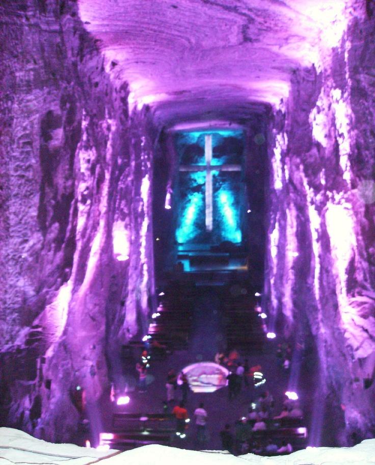 catedral de sal -zipaquira