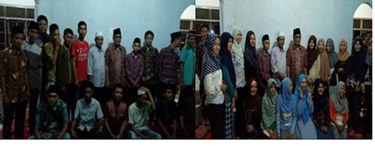 Sekda Batanghari Adakan Buka Bersama dengan Mahasiswa HIMBARI Jambi
