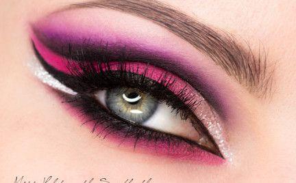 Makijaż: Graficzny Full Colour