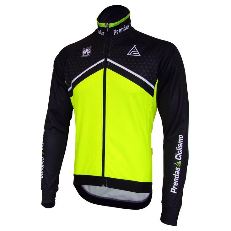 Prendas Ciclismo Winter Jacket in GORE Windstopper Fuga