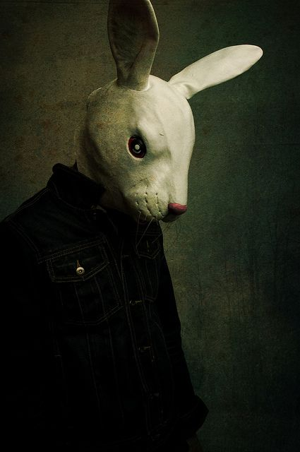 """Animal Mask/Ant-Fashion"" 