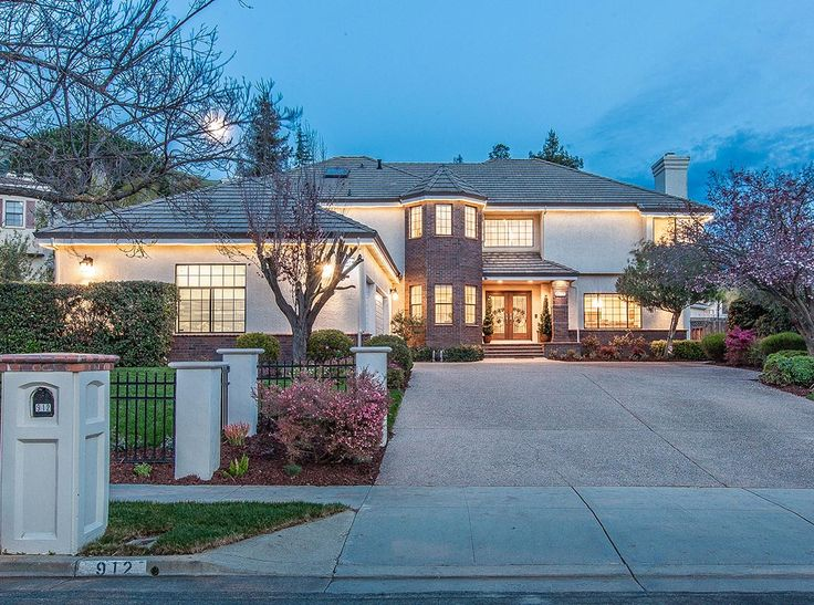 Beautifully appointed custom estate in mission san jose