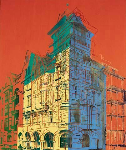 Andy Warhol ( Artist ), Oberkassel , 1981