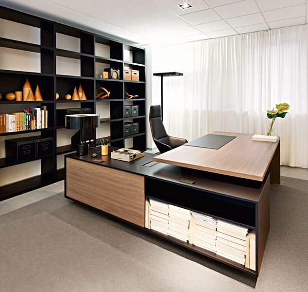 20 Of The Best Modern Home Office Ideas: Modern Study Room
