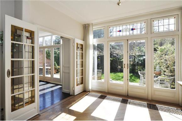 Openslaande deuren jaren 30 stijl   google zoeken   woonkamer ...
