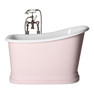 Freestanding Bath By Albion Bath