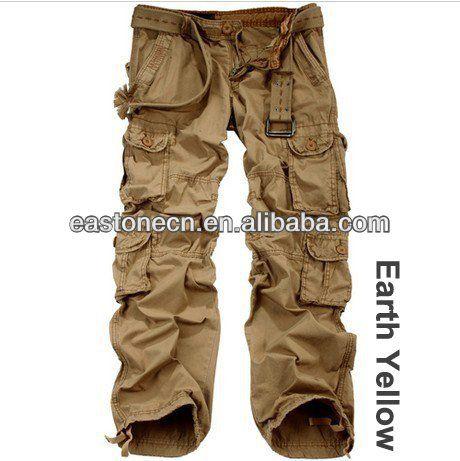 #casual washed cargo long pants, #cargo pants for men , #mens long cargo pants
