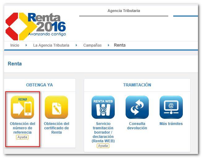 Numero de Referencia Renta 2014 - http://zapateronovayas.com/numero-de-referencia-renta-2014/