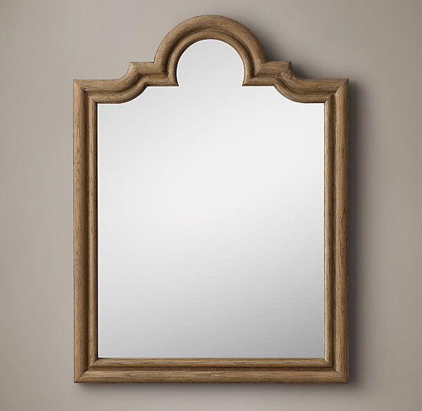 Levico Mirror - Natural