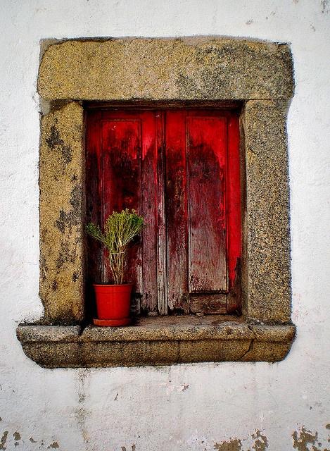 Miranda do Douro, janela