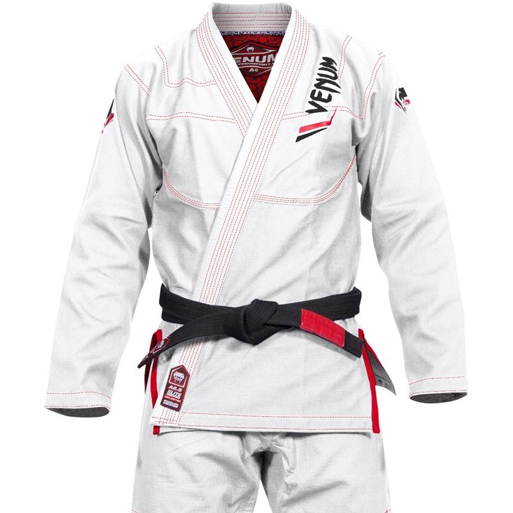 """<h3 class=""""block__title"""">VENUM ELITE LIGHT BJJ GI - ICE</h3> Make the choice of the lightweight, go with the Venum BJJ Elite Light kimono. It offers the best weight/strength of the brand!  Light does not mean fragile, the Venum kimono uses quality materials to provide durable equipment to all BJJ practitioners. Reinforced seams placed at strategic points ensures the kimonos strength. Built with a 340 gsm fabric, the jacket has a soft collar for unparalleled comfort and better moisture ma..."""