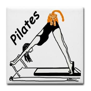 pilates kitty