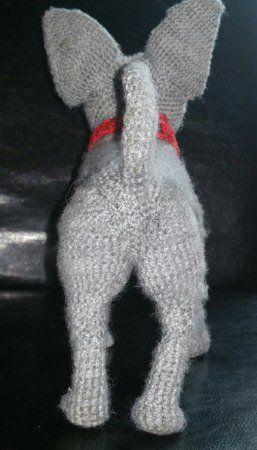 Chihuahua Häkelanleitung Pdf Amigurumi Pinterest Dalmatiner