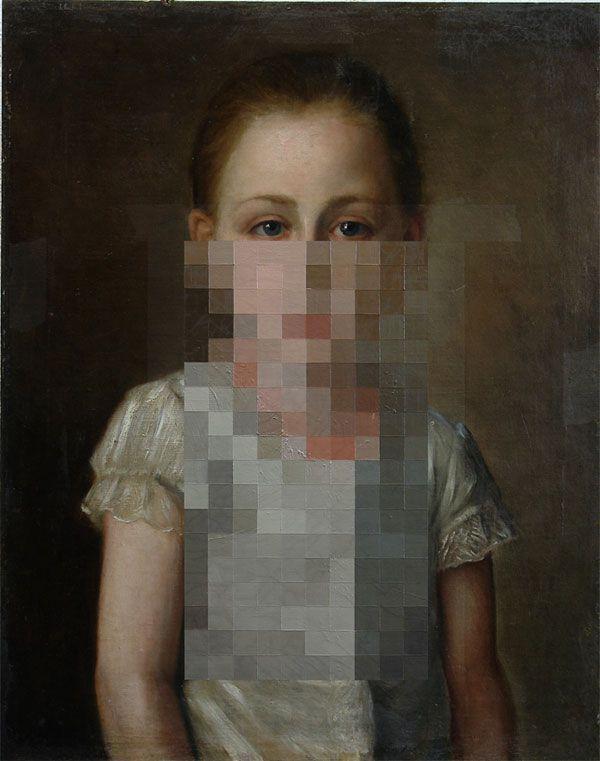 Peter Buechler #pixel #art