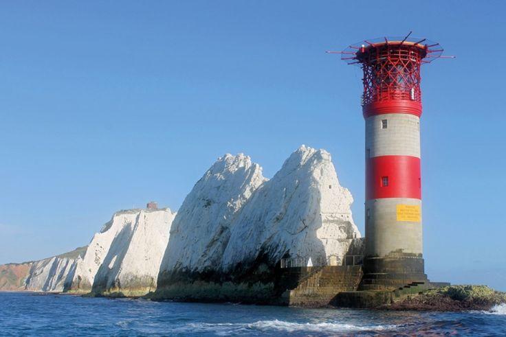 Eastbourne en het eiland Wight
