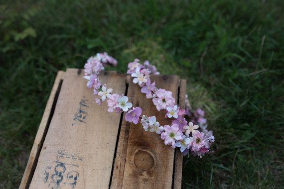 Haare Girlande Hochzeit Haar Blumen Kopf Kranz Flower Crown