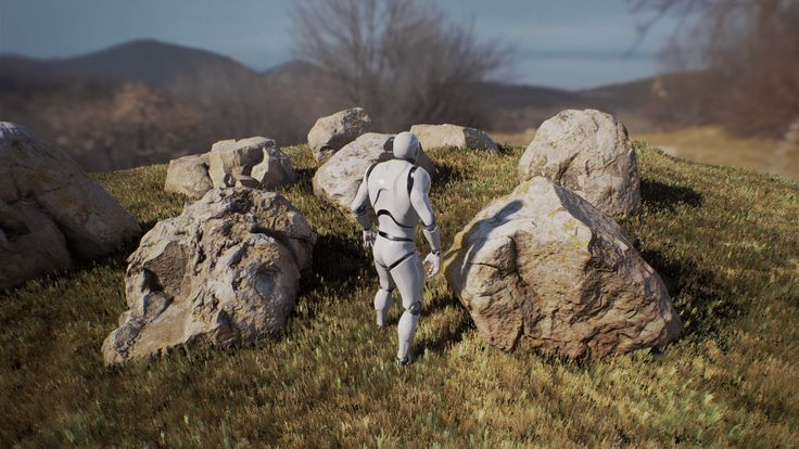 RealiScan Photogrammetry Boulders by PanDishPan in props - UE4 Marketplace