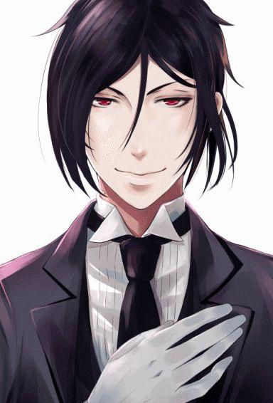 Sebastian is My Lord