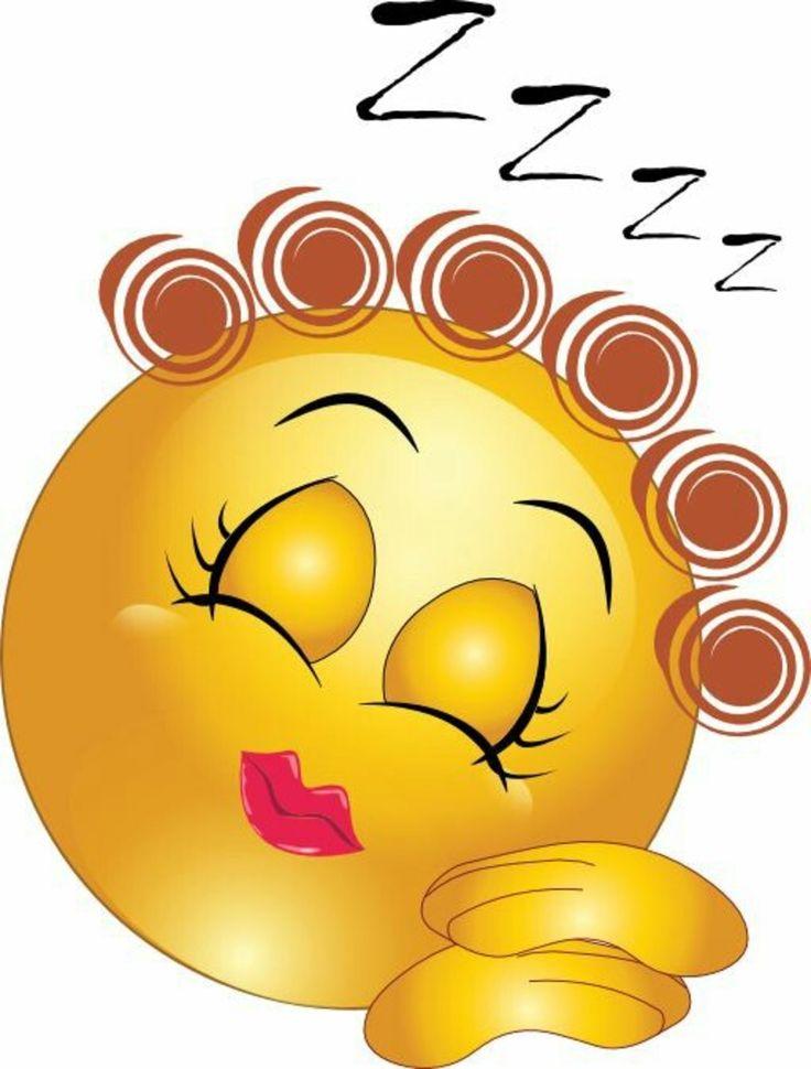 sleeping emoticons shervnet