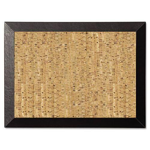 Natural Cork Bulletin Board
