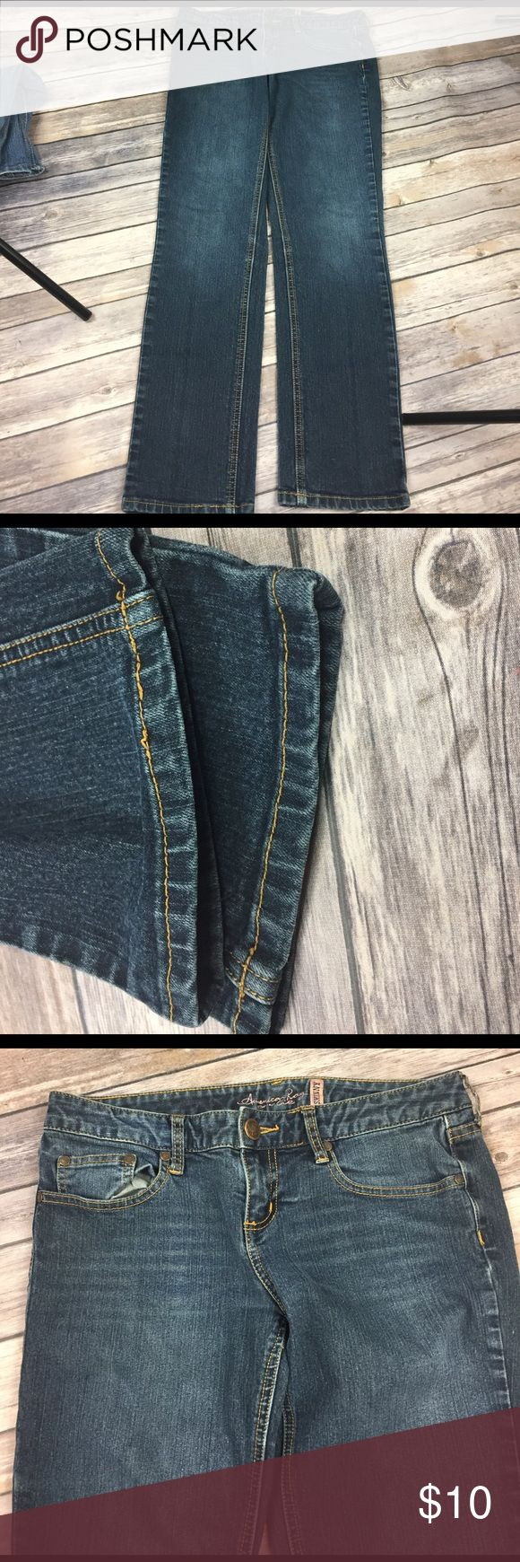 """💚size 7S Skinny American Rag jeans 29"""" inseam.  Gently pre owned.  Normal wash and wear.  🛍 buy 2+ items and get 25% off your purchase automatically!! 🛍 American Rag Jeans Skinny"""
