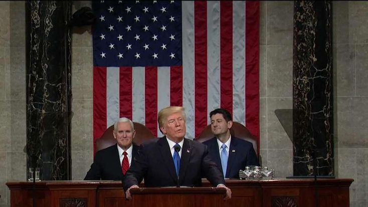 FOX NEWS: State of the Union: Trump extends open hand to Dems on immigration touts tax cuts warns N. Korea