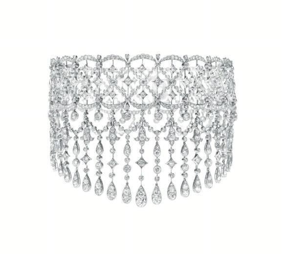 Boucheron Belle Epoque Diamond Choker