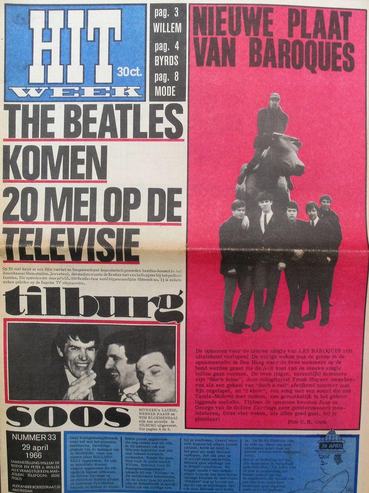 Jaargang 1 nr.33 ~ 29 apr. 1966