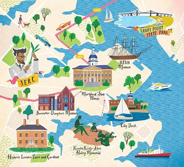 Pin on ILLUSTRATION NEWS Illustration Map Of Maryland on graffiti of maryland, layout of maryland, landscape of maryland, graph of maryland, icons of maryland, clipart of maryland, food of maryland, drawing of maryland, cartoon of maryland,
