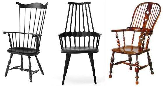 Cadeira Windsor