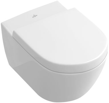 Subway WCs, Wall-mounted WC, Toilets, Wall-mounted This one has DirectFlush, which is supposed to be better than a non-direct flush.