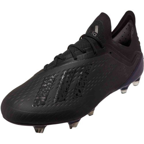 a38e0b4accf Shadow Mode pack adidas X 18.1 FG soccer cleats. Get yours from  soccerpro.com