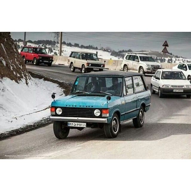 10+ Images About Vehicles: LAND ROVER / RANGE ROVER On