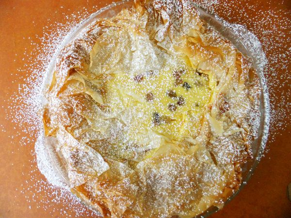 Italian Rice Pie or Torta di Riso is a traditional Easter dessert, it's a sweet pie and there are many versions of it, each family has their own. Mine is filled with creamy ricotta and mascarpone cheese, flavors of vanilla and orange, cooked arborio rice and rum soaked raisins. The dough is traditionally made with …