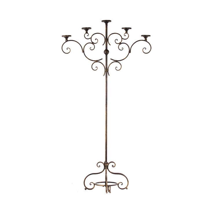 8 best Tall Floor Pillar Candle Holders/Stands images on